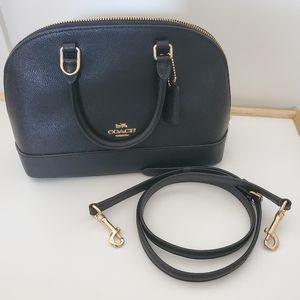 Coach black bag